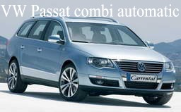 VW Passat combi AT